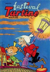 Tartine (2e série) (Festival) -7- Tarte-aux-fraises la terreur