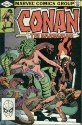 Conan the Barbarian Vol 1 (Marvel - 1970) -134- A hitch in time