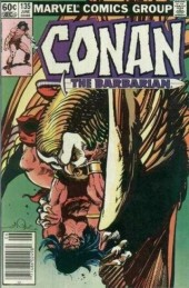 Conan the Barbarian Vol 1 (Marvel - 1970) -135- The forest of the night