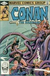 Conan the Barbarian Vol 1 (Marvel - 1970) -136- The river of death