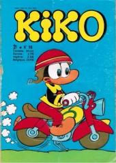 Kiko -16- Numéro 16