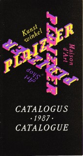 (Catalogues) Éditeurs, agences, festivals, fabricants de para-BD... - Catalogue 1987 - Plaizier