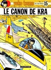 Yoko Tsuno -15a94- Le canon de Kra