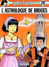 Yoko Tsuno -20b01- l'astrologue de bruges