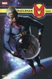 Couverture de Miracleman (Panini) -3- Olympe