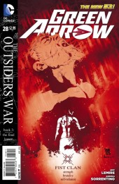 Green Arrow (2011) -28- The Outsiders War, Book 3: the Final Lesson