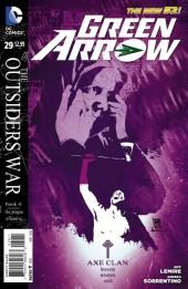 Green Arrow (2011) -29- The Outsiders War, Book 4: the Prague Offensive