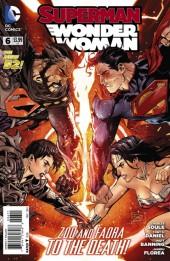 Superman/Wonder Woman (2013) -6- Until The End