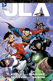 JLA (1997) -INT-07- JLA: The Deluxe Edition volume 7