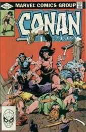 Conan the Barbarian Vol 1 (Marvel - 1970) -137- Titan's gambit