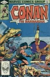 Conan the Barbarian (1970) -138- Isle of the dead
