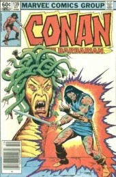 Conan the Barbarian Vol 1 (Marvel - 1970) -139- In the lair of the damned