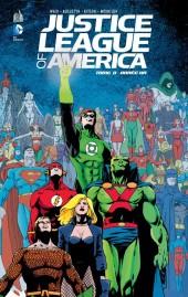 Justice League of America (DC Classiques) -0- Année un
