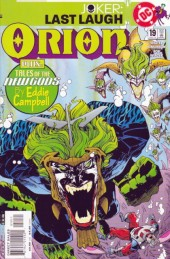 Orion (Simonson, 2000) -19- Laugh and the world laughs with you