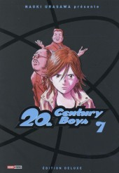 20th Century Boys - Deluxe -7- Tome 7