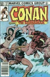 Conan the Barbarian Vol 1 (Marvel - 1970) -142- The maze, the man, the monster