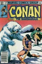 Conan the Barbarian Vol 1 (Marvel - 1970) -145- Son of Cimmeria