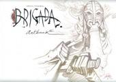 Brigada -HS2- Brigada artbook #2