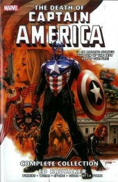 Captain America (2005) -ULT03- The Death of Captain America Complete Collection