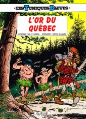 Les tuniques Bleues -26Été- L'Or du Québec