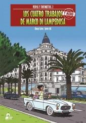 Vespas y Tintorettos -2- Los cuatro trabajos y medio de Marco di Lampedusa