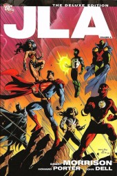 JLA (1997) -INTHC03- Deluxe Edition Volume 3
