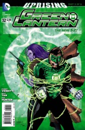 Green Lantern Vol.5 (DC Comics - 2011) -32- Uprising, Part 3: Sea Change