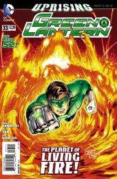 Green Lantern Vol.5 (DC Comics - 2011) -33- Uprising, Part 5: Last Stand of the Lanterns