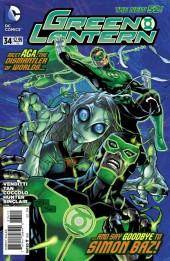 Green Lantern Vol.5 (DC Comics - 2011) -34- Incursion