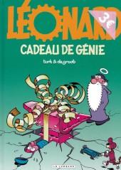 Léonard -22Été- Cadeau de génie