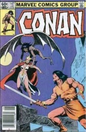 Conan the Barbarian Vol 1 (Marvel - 1970) -147- Tower of mitra!