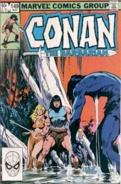 Conan the Barbarian Vol 1 (Marvel - 1970) -149- Deathmark