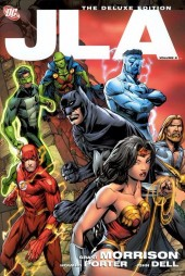 JLA (1997) -INTHC02- Deluxe Edition Volume 2