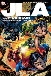 JLA (1997) -INTHC01- Deluxe Edition Volume 1