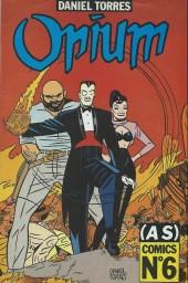 (AS) Comics -6138- Opium