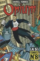 (AS) Comics -8140- Opium