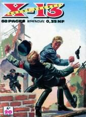 X-13 agent secret -20- X-13 et le traître …