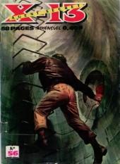 X-13 agent secret -56- Les fils du soleil