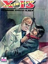 X-13 agent secret -86- Le robot suicide