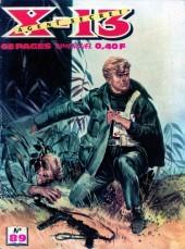 X-13 agent secret -89- S.O.S.