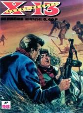 X-13 agent secret -98- Symphonie belliqueuse