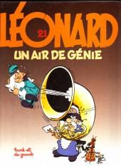 Léonard -21a1996- un air de génie