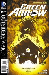 Green Arrow (2011) -30- The Outsiders War, Book 5: Family