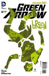 Green Arrow (2011) -32- Broken, Part 1