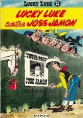 Lucky Luke -11b81- Lucky Luke contre Joss Jamon