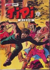 Tipi -Rec21- Album N°21 (du n°61 au n°63)