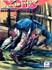 X-13 agent secret -114- Coup de main