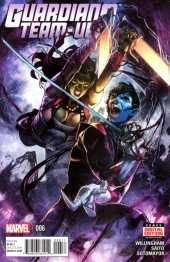 Guardians Team-Up (2015) -6- Issue 6