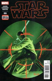 Star Wars (2015) -6- Book I, Part VI Skywalker Strikes
