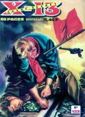 X-13 agent secret -123- Pour la paix